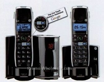Ge Dect 6.0 Digital Cordless Phone