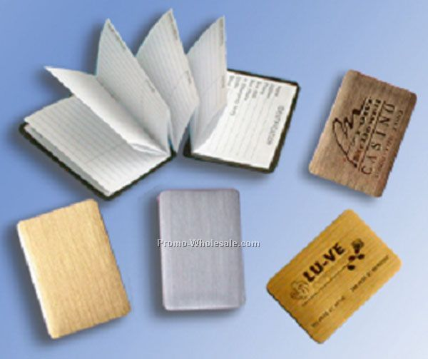 Magnetic Accordion Address Book
