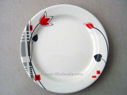 "Melamine Dinner Plate - 9.84"" Round"
