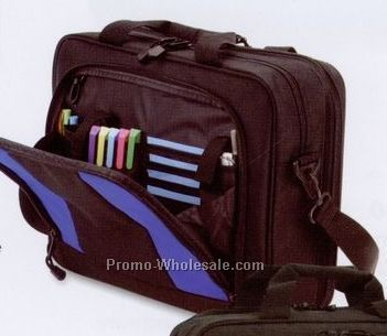 Office Polyester Briefcase (1 Color)