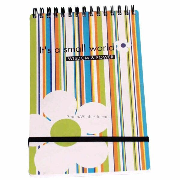 Reporter Style Notebook