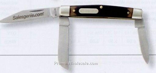Schrade Old Timer Middleman Pocket Knife