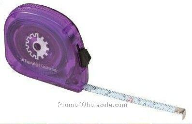Transparent Tape Measure