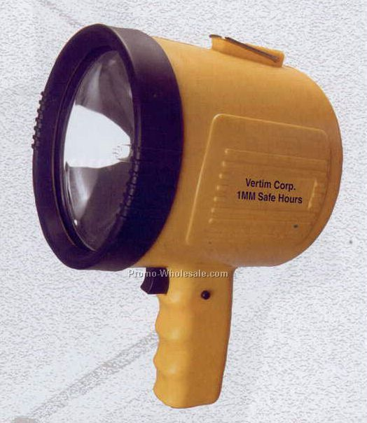 "1,000,000 Candlepower Spotlight (9-1/4""x6""x5-1/2"")"