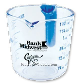 12 Oz. Measuring Cup W/ Stay Cool Handle