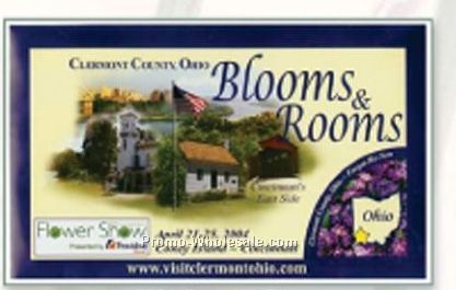 "4""x6-1/2"" Postcard Size Custom Design Seed Packets"