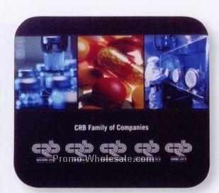 "8""x7""x1/16"" Colorsource Soft Surface Mouse Pad (2 Day Rush)"