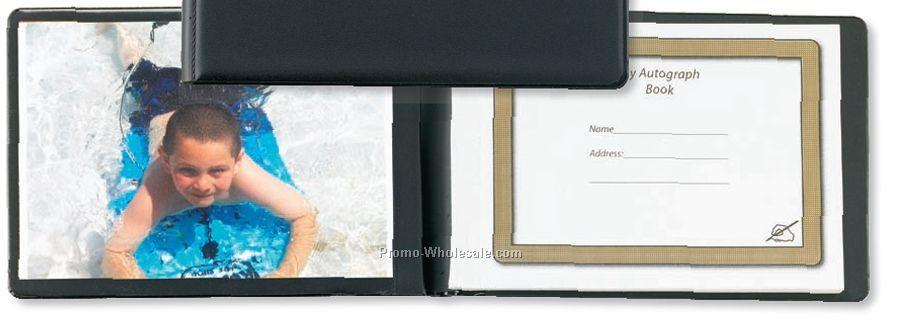 """Autograph Album (7-1/4""""x4-3/4"""")"""