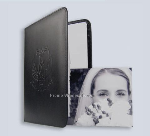 Bonded Leather Expression Photo Album