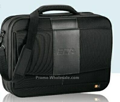 Case Logic Checkpoint Friendly Double Compartment Briefcase