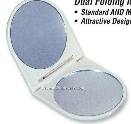 Dual Folding Mirror