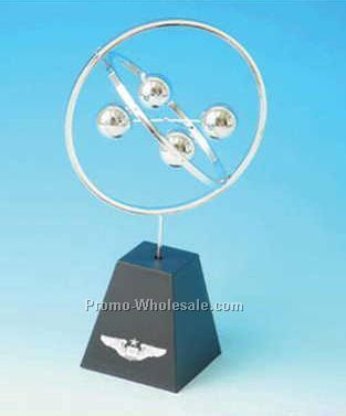 Fast Motion Orbit Spinning Stand Game (Screened)