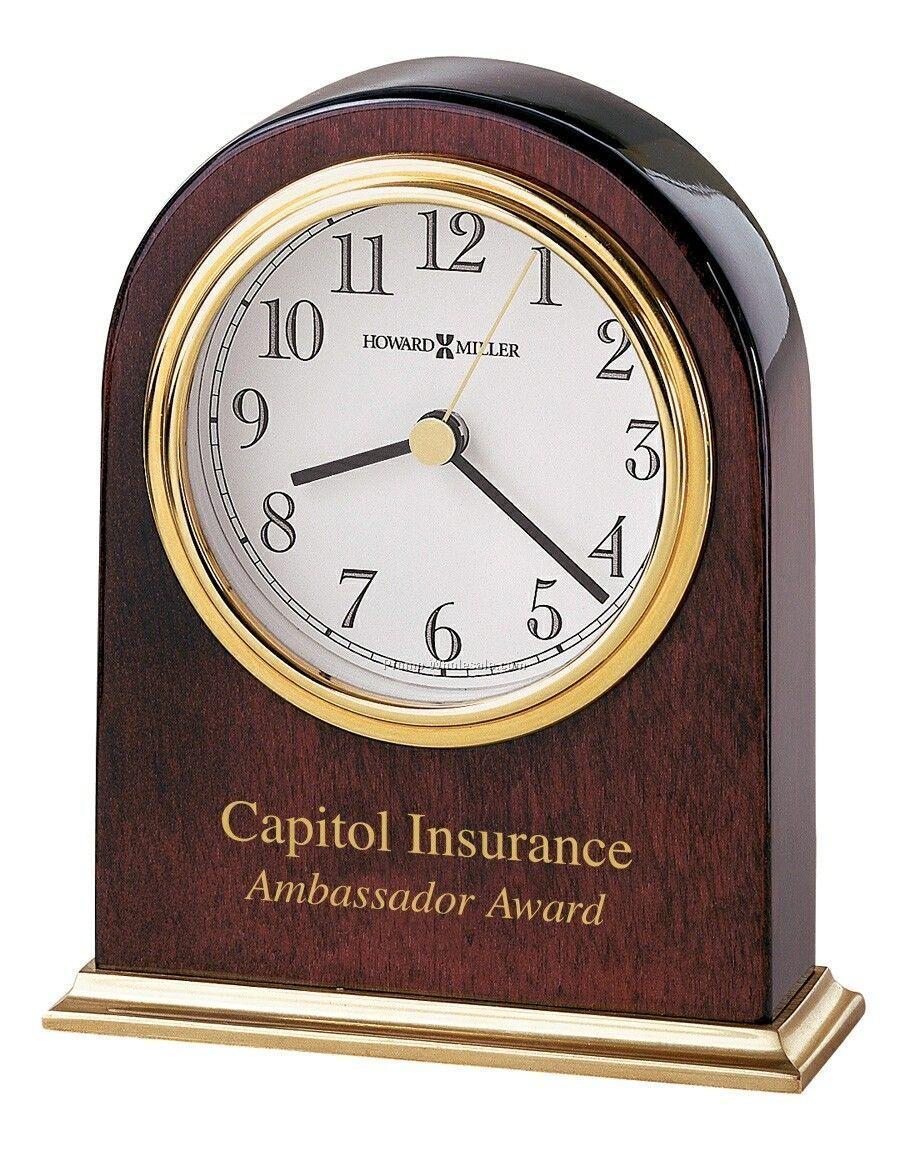 Howard Miller Monroe Arch Clock (Blank)