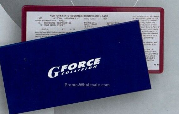 Insurance Card Case II