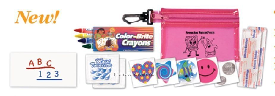 Kids Kit With Clip 'n Go Bag