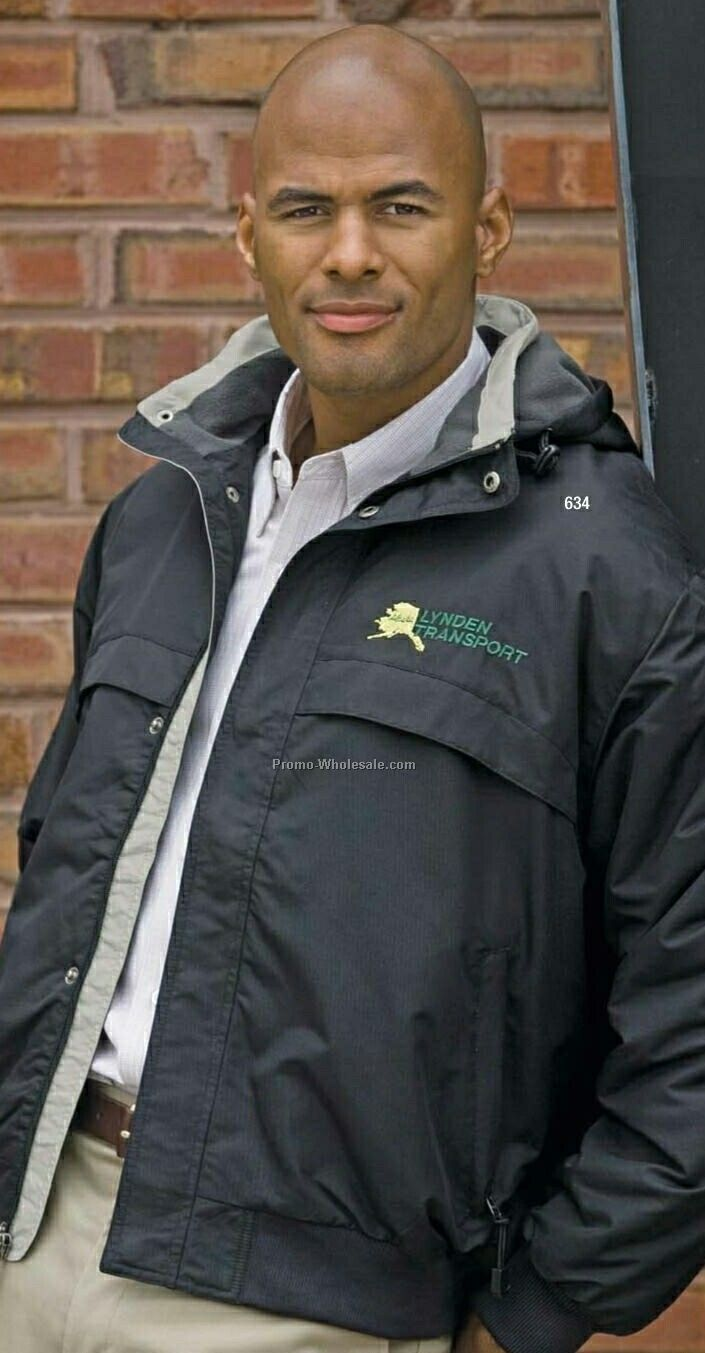 Men's Nylon Brighton Jacket (2xl-tall)