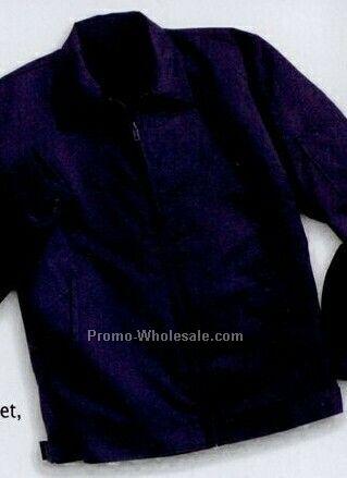 Red Kap Slash Pocket Unisex Jacket (2xl-6xl/2xll-5xll/Lxl-3xlxl) - Black