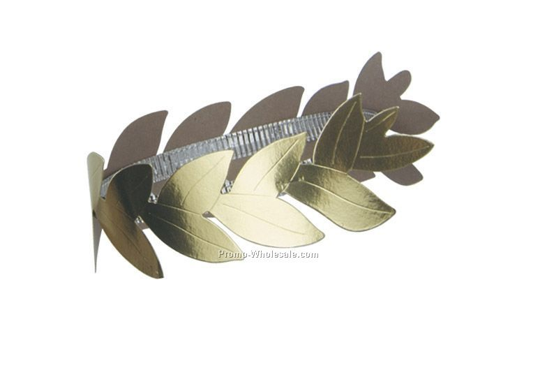 Roman Laurel Wreath Crown (Full Head Size)