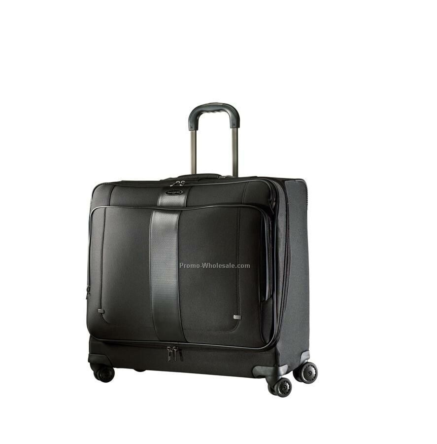 Samsonite Quadrion Spinner Garment Bag Luggage