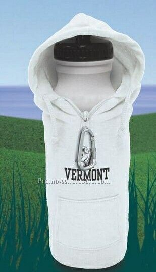 Sweatshirt Water Bottle