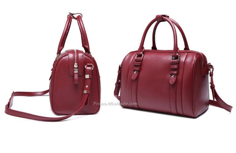 women leather tote bags fashion leather shoulder bag