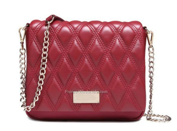 fashion leather shoulder bags leather message bags for girls