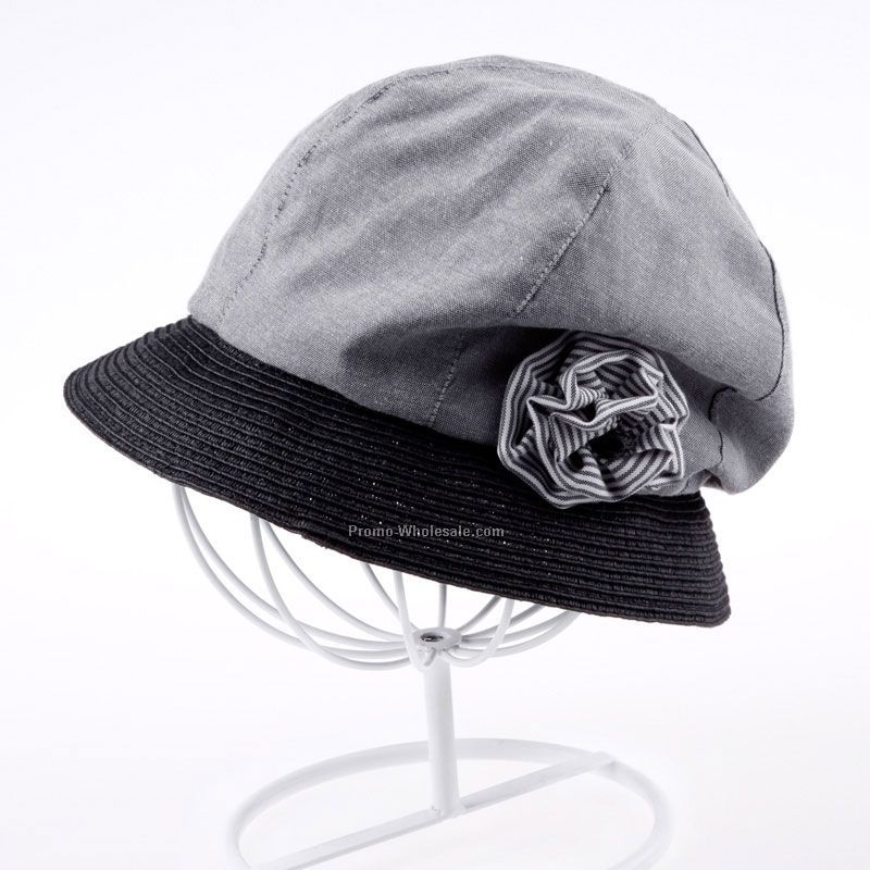 Woman's spring summer fashion bucket