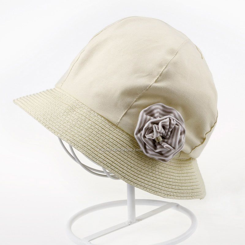 Woman's lightweight rain hat