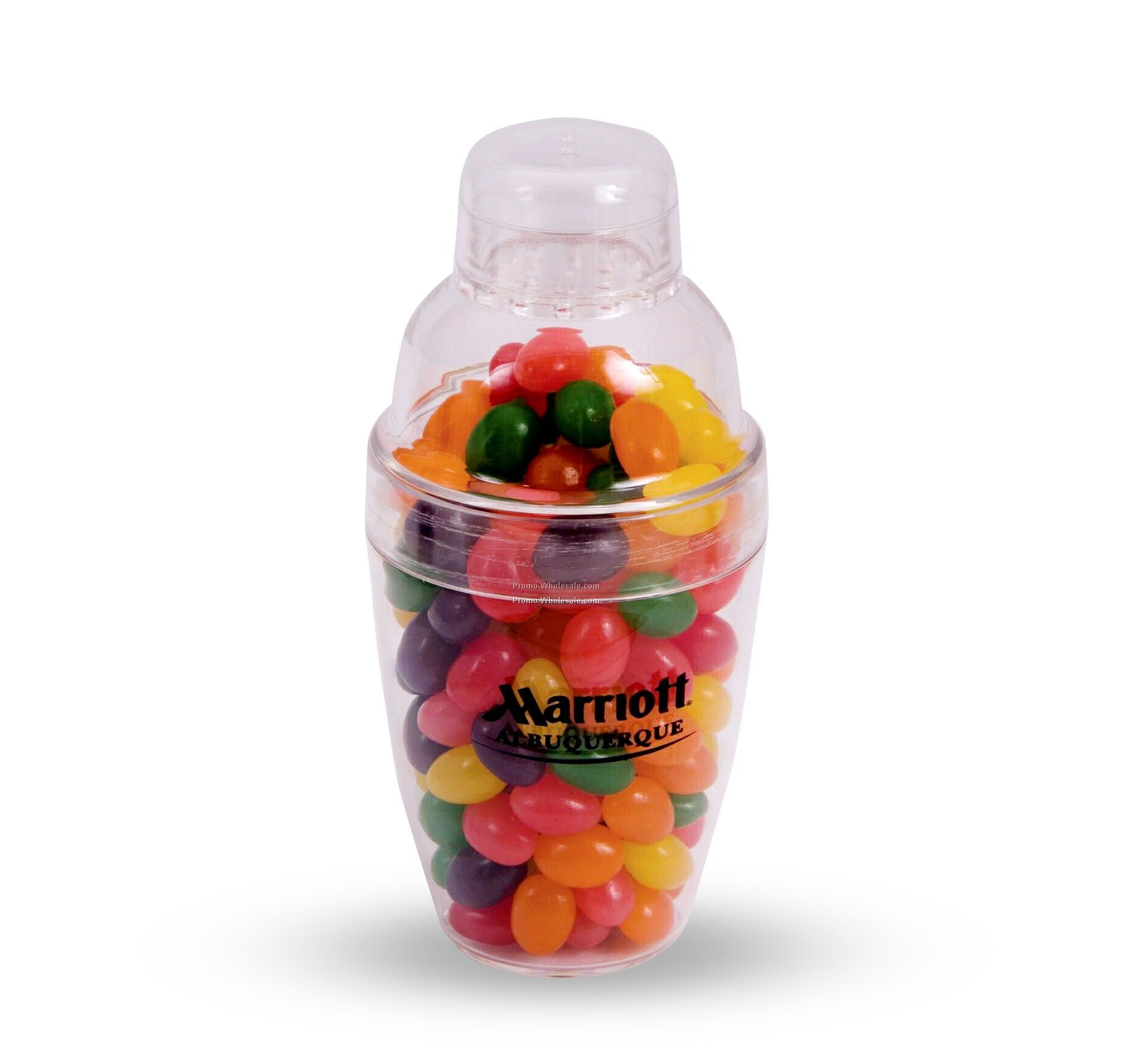 Plastic Cocktail Shaker, Empty