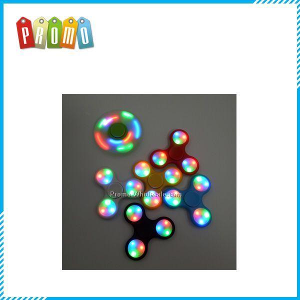 LED Fidget Spinner Target for Kids and Adult