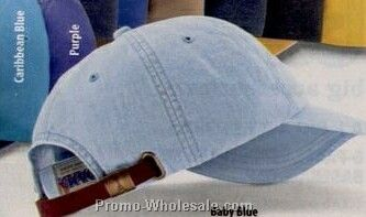 Adams 6-panel Low-profile Washed Pigment-dyed Cap 28d9194954df