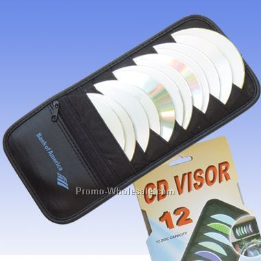 Automobile CD Visor