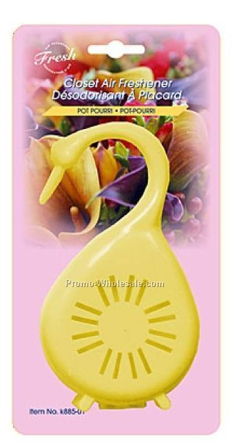 Closet Air Freshener-potpourri And Lemon