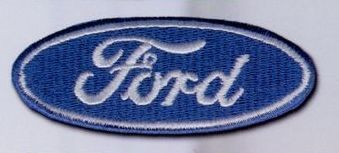 Corporations Custom Embroidered Patches(Oval Shape)
