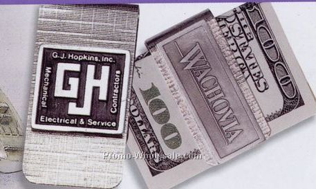 Custom Money Clip