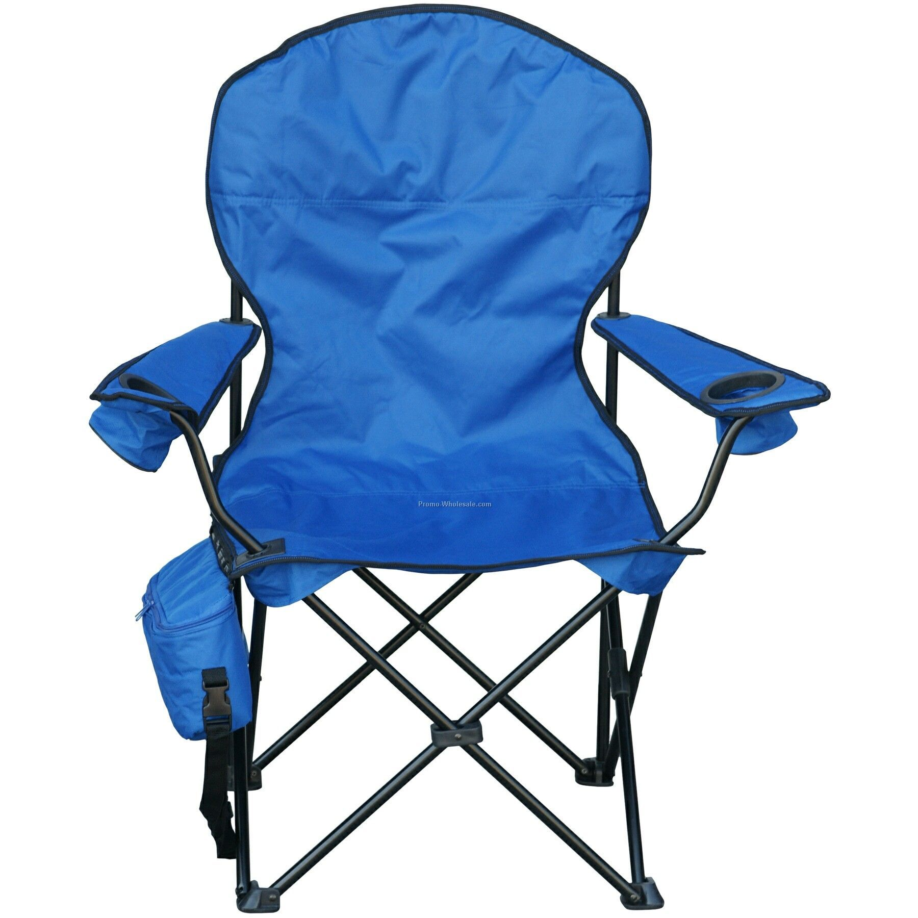 Beau Deluxe Round Back Captainu0027s Chair W/ Removable 6 Pack Cooler And Carry Bag