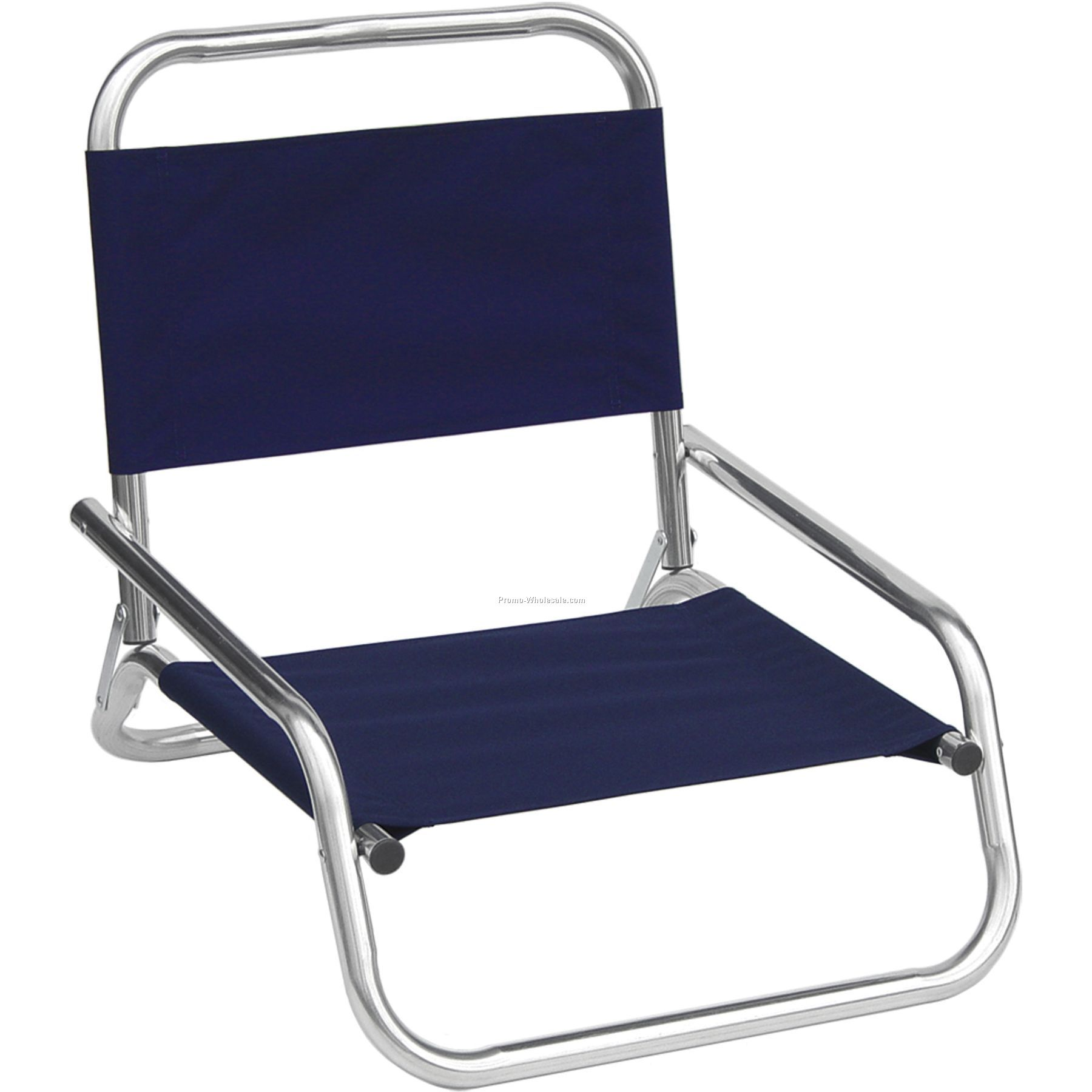Deluxe Wide Low Back Beach Chair