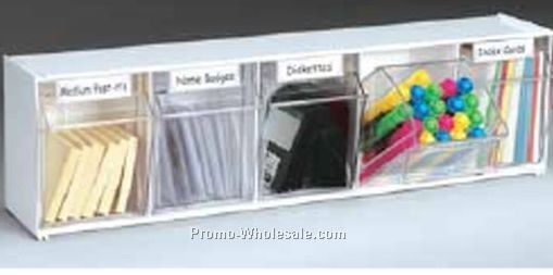 & Dividers For Tilt Bin Container W/ Three BinsWholesale china