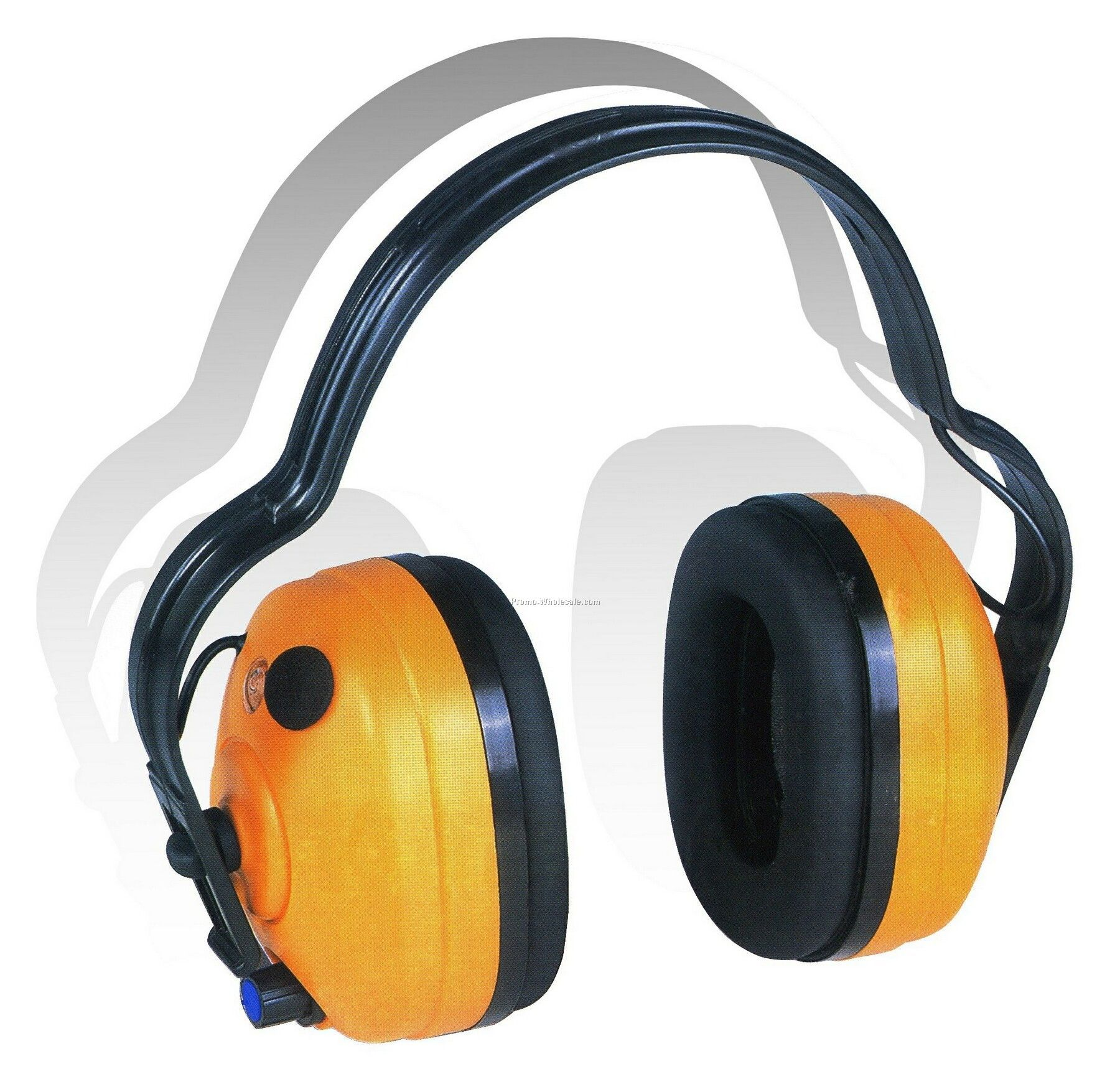 Electronic Safety Earmuffs