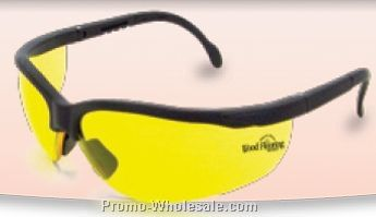 Journey Safety Glasses - Clear Anti Fog Lens