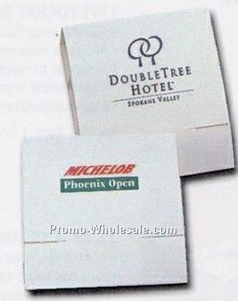 "Matchbook Tee Pack W/ Blank Marker & 4 Biodegradable Tees (2-1/8"")"