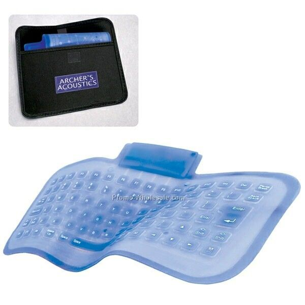 Silicone Keyboard (Imprinted)
