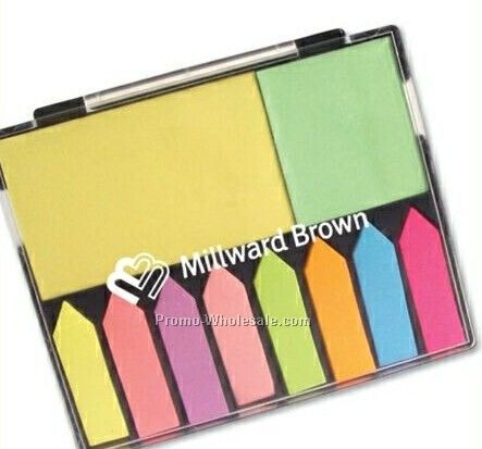 Sticky Notes & Flags Set