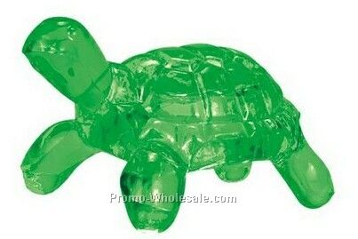 Translucent Turtle Shaped Massager