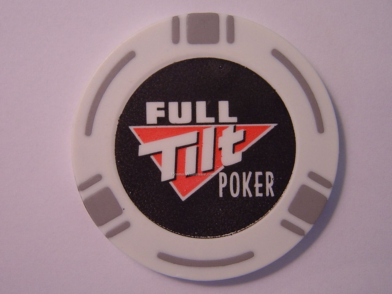 2-color Custom Printed Poker Chips