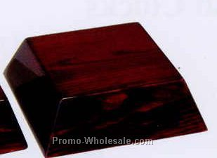 "2""x6"" Piano Finish Wood Base"