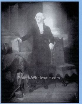 "American Historical Print (George Washington) 20""x26"""