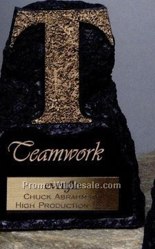 Black Themestone Teamwork Award