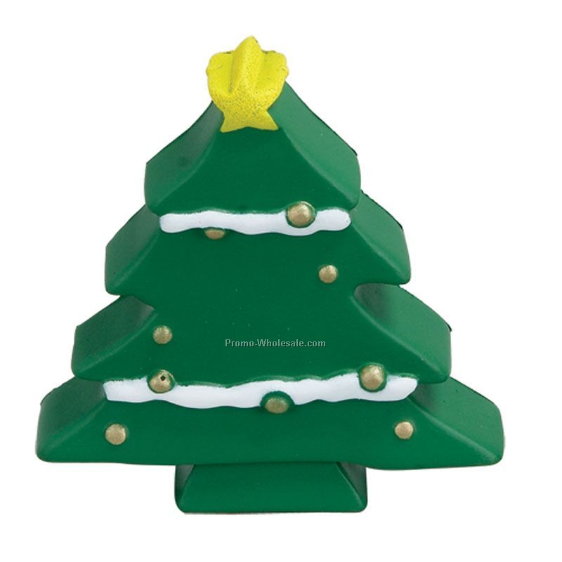 Christmas Tree Squeeze Toy