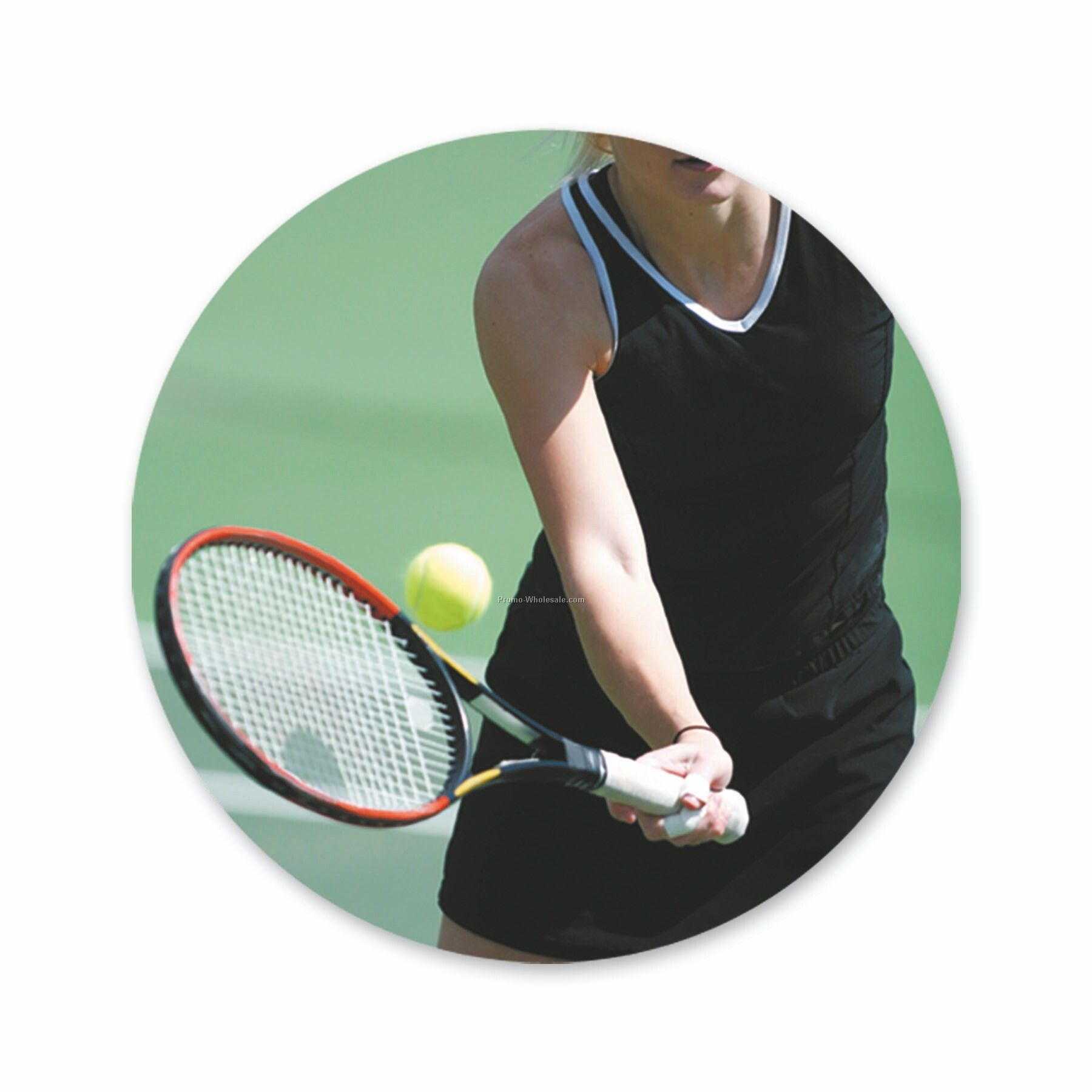 "Cnij Sports Labels (2"" - Tennis)"